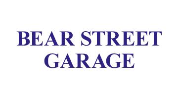 Bear Street Garage