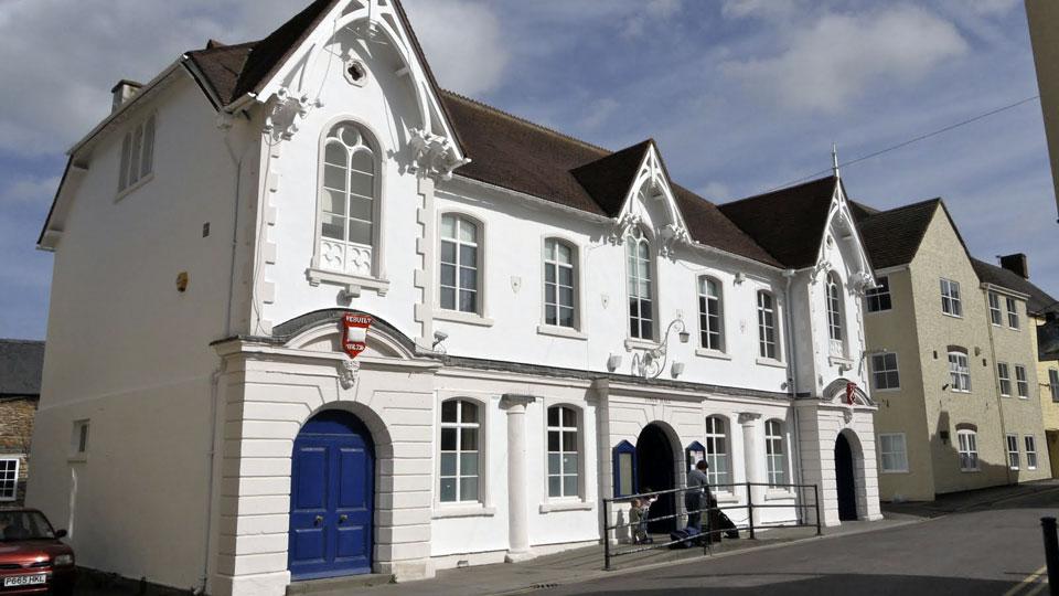 Wotton-under-Edge Town Hall