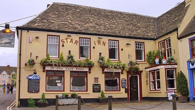 The Star Inn Wotton festival venues
