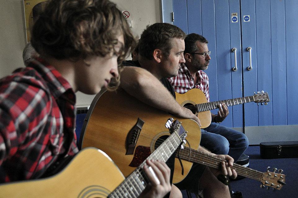 Blues Workshops
