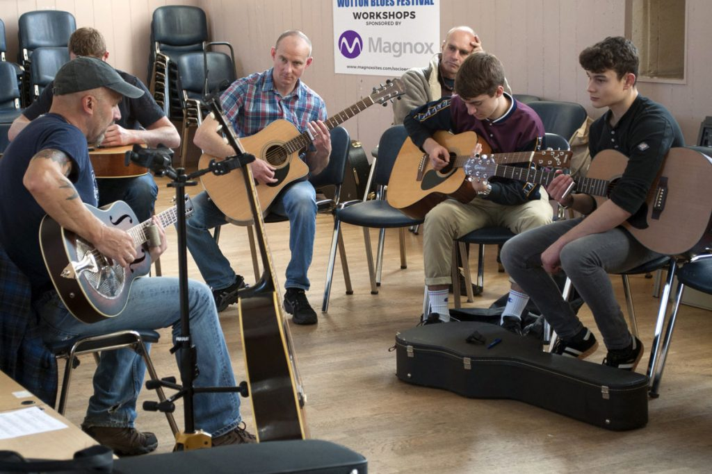 ACOUSTIC GUITAR WORKSHOP