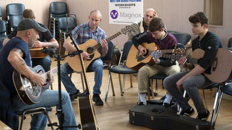 Blues Workshops and Tutorials sponsored by Magnox