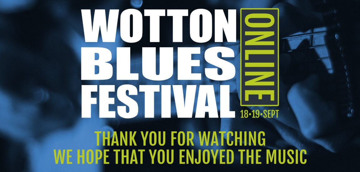 Thank you from Wotton Blues Festival